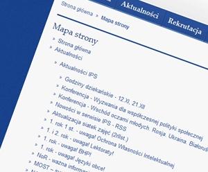 Xmap komponent mapy strony w Joomla
