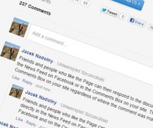 Komentarze Facebooka w Joomla