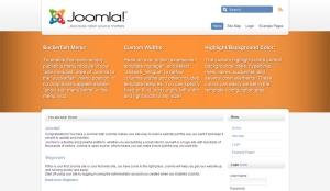 Intrigue - darmowa templatka Joomla 2.5
