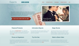 Jm-Experts Free Joomla 1.5 Template