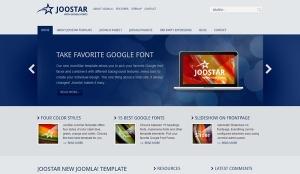 JooStar darmowy szablon Joomla 2.5