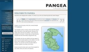 Pangea - darmowa templatka dla Joomla i K2