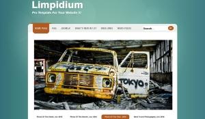 Limpidium - darmowa templatka Joomla 1.5