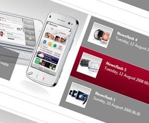 Moduł Lof Articles SlideShow dla Joomla 1.6